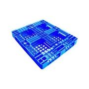 Pallet nhựa 1200x1000mmx150mm (tải động-tải tĩnh: 0.6-2.4 tấn)