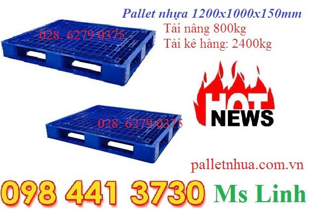 pallet-nhua-1200x1000x150-xanh-PL480